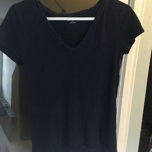 Nacy Blue Classic Cotton T-Shirt